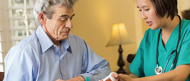 Promoting Wellness and Preventing Illness - Nurse With A Patient